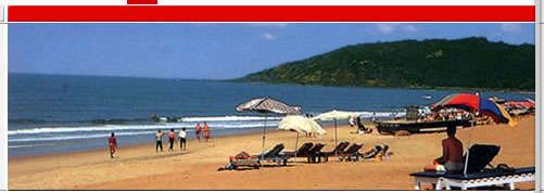 Goa Beach Holiday Packages, Goa Family Beach Vacation